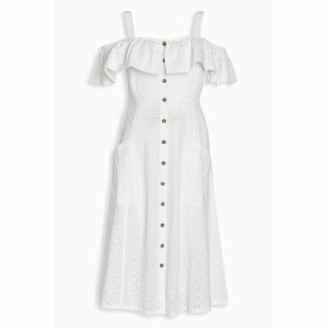 ad6b7178dad White summer dresses - Perfect floaty dresses to wear in summer