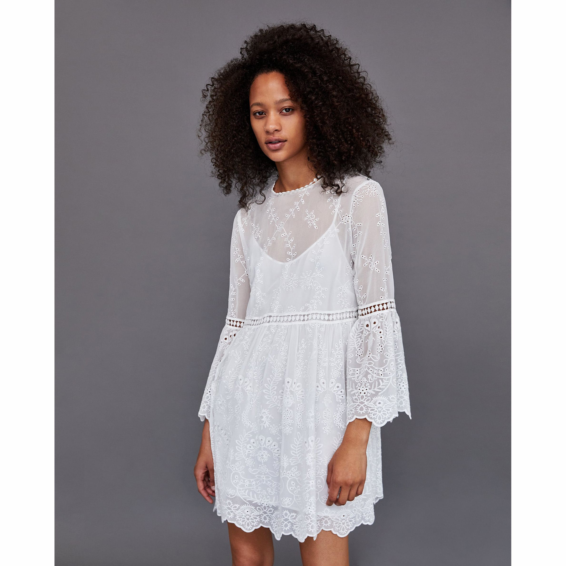 76627af580 White summer dresses - Perfect floaty dresses to wear in summer