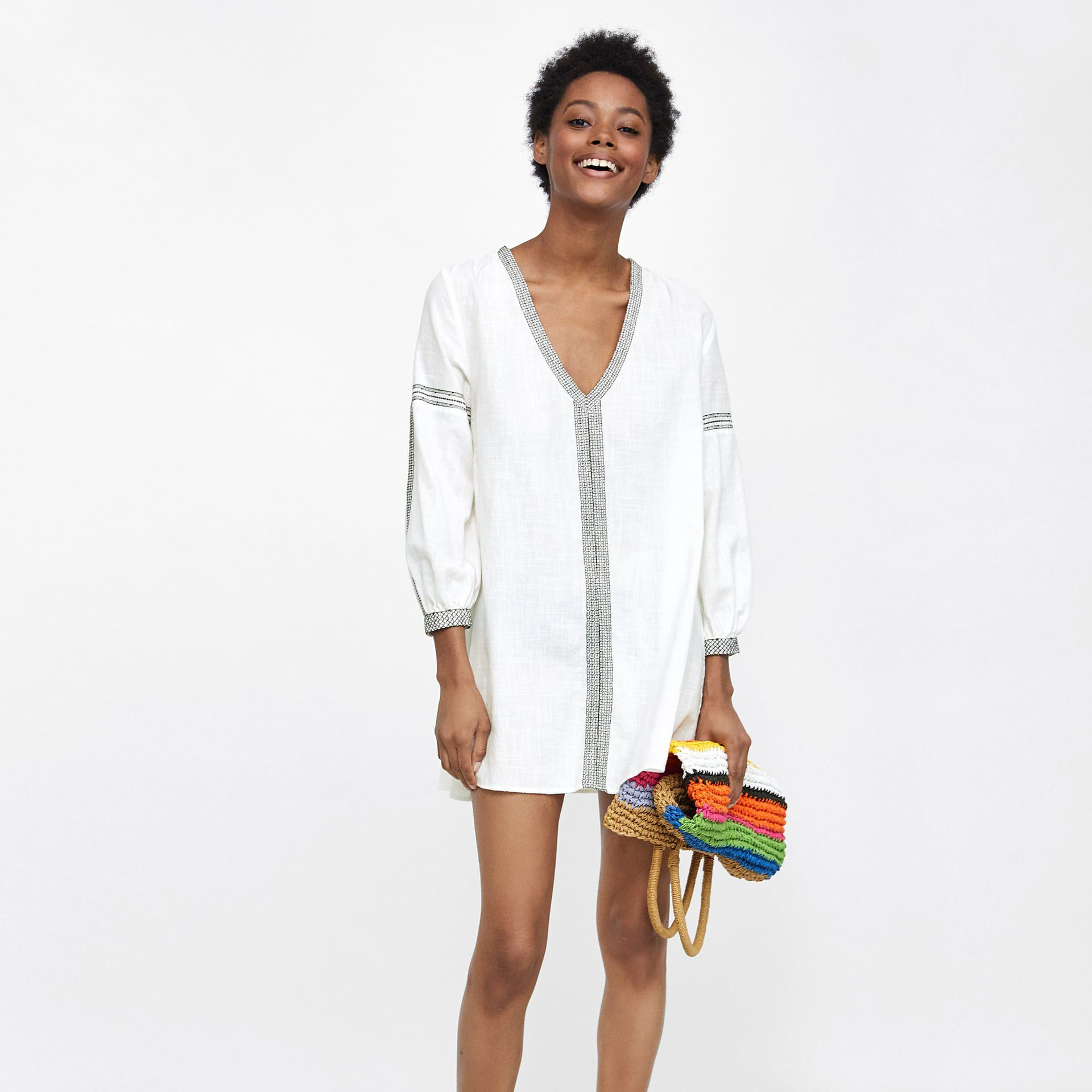 White Summer Dresses Perfect Floaty Dresses To Wear In Summer