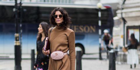 Clothing, Street fashion, Fashion, Shoulder, Pink, Snapshot, Footwear, Brown, Coat, Joint,