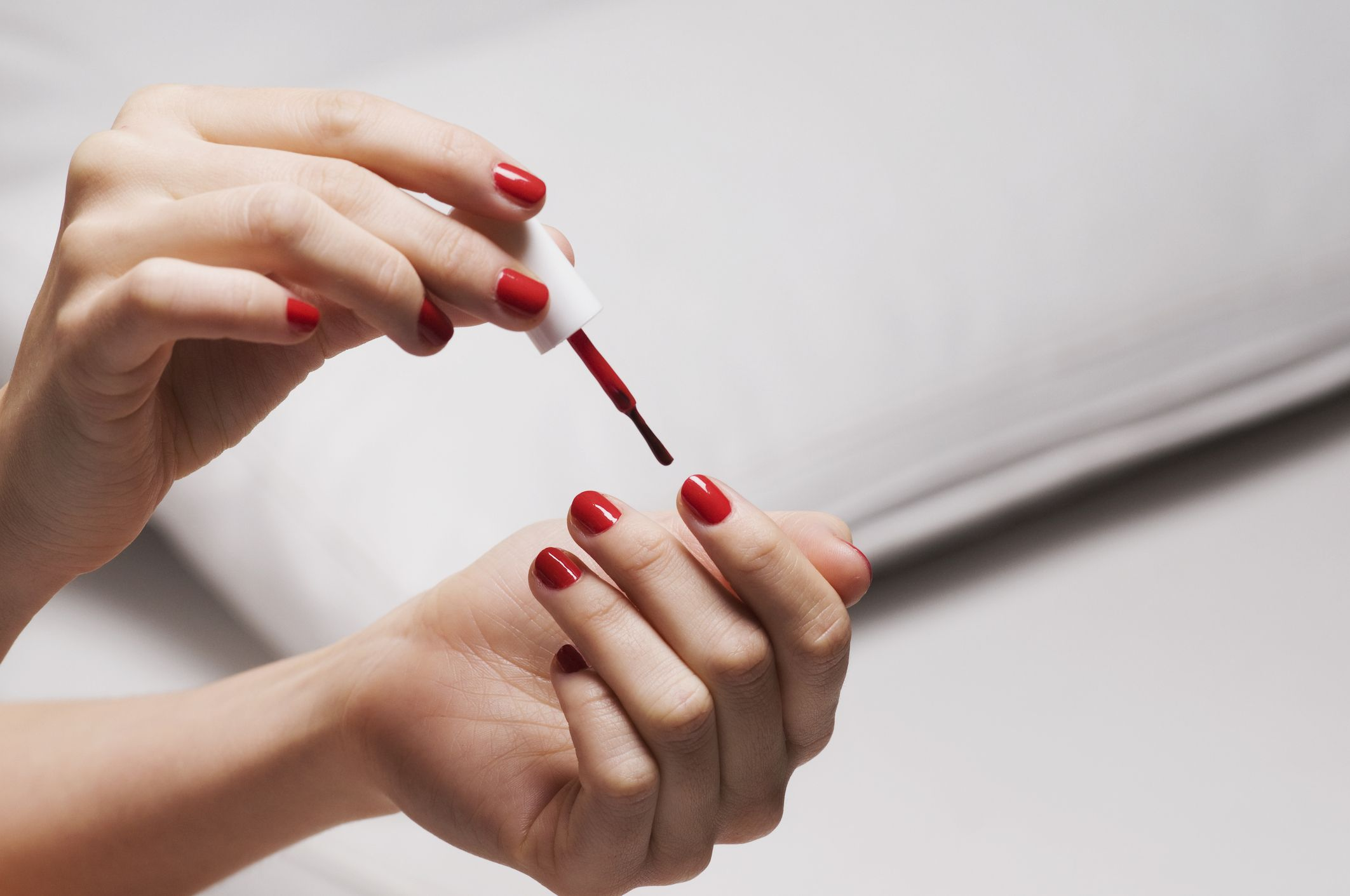 The 10 best red nail polishes