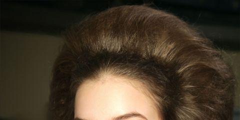 Ear, Nose, Lip, Cheek, Hairstyle, Eye, Chin, Forehead, Eyelash, Eyebrow,