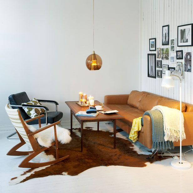 bab0495c373 Modern Retro Living Room - Interiors - Redonline