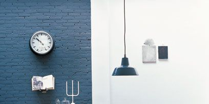 Room, Furniture, Table, Floor, Wall, Interior design, Flooring, Chair, Glass, Wall clock,
