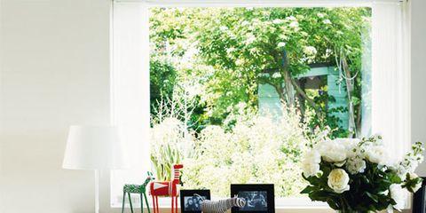 Room, Interior design, Table, Furniture, Glass, Interior design, Bouquet, Home, Centrepiece, Home accessories,