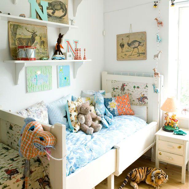 Children S Bedrooms Bedroom Colour Schemes