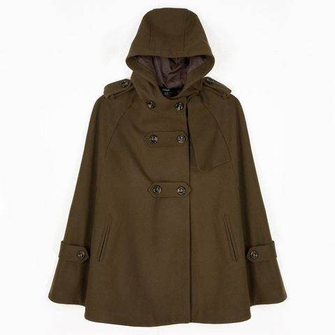 Brown, Coat, Sleeve, Collar, Textile, Outerwear, Khaki, Fashion, Jacket, Tan,