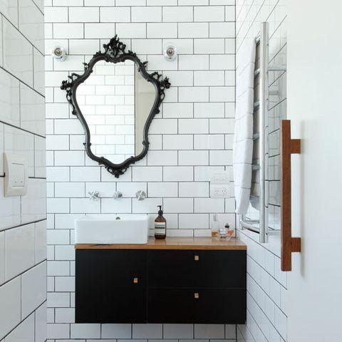 Modern Retro Bathrooms Interiors Redonline