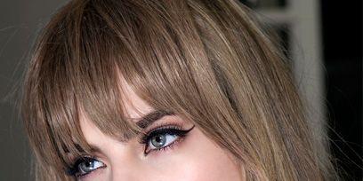 Hair, Face, Nose, Lip, Cheek, Mouth, Hairstyle, Eye, Skin, Chin,