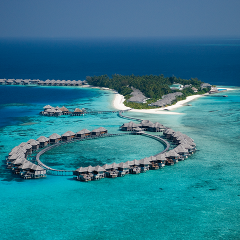 Coco Bodu Hithi Maldives A Palm Fringed Hideaway Far Cry From City Life