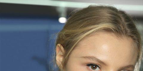 Nose, Mouth, Lip, Cheek, Hairstyle, Chin, Forehead, Eyebrow, Eyelash, Jaw,