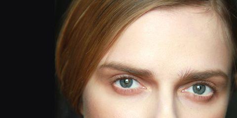 Lip, Cheek, Hairstyle, Chin, Forehead, Eyebrow, Eyelash, Jaw, Iris, Organ,
