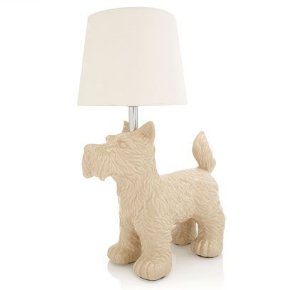 Product, Lampshade, Toy, Lamp, Carnivore, Lighting accessory, Fawn, Terrestrial animal, Home accessories, Animal figure,
