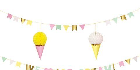 Clip art, Hot air balloon, Balloon, Cone, Party supply, Graphics,