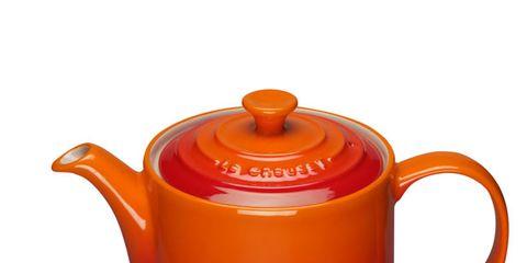 Serveware, Orange, Red, Dishware, Peach, Tableware, Lid, Drinkware, Maroon, Porcelain,