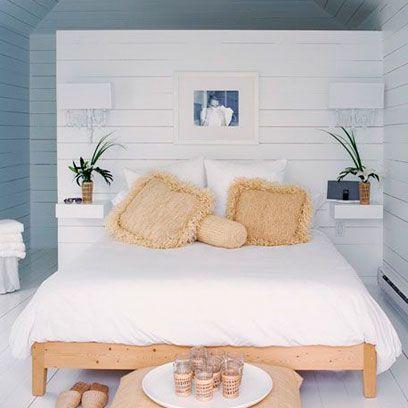 & All-white bedrooms   Bedroom Colour Scheme Ideas   Interiors