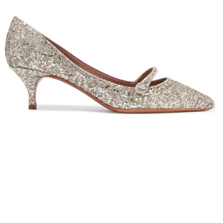 c896bf344234 Tabitha Simmons layton glitter pumps, £445, Net-a-Porter