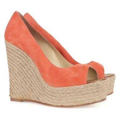 Footwear, Brown, Tan, Fashion, Wedge, Beige, Composite material, Fawn, Basic pump, Peach,