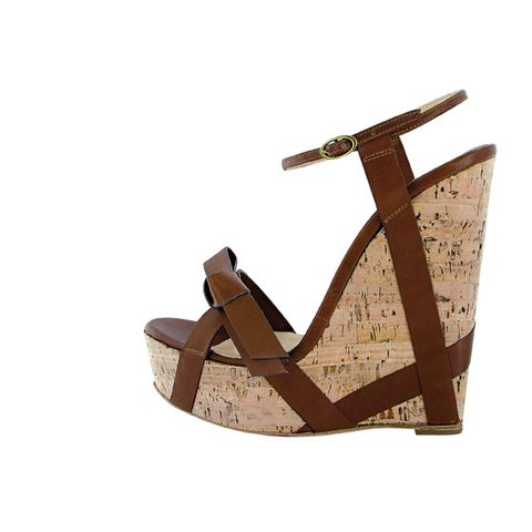 Brown, High heels, Tan, Sandal, Beige, Khaki, Wedge, Fawn, Slingback, Peach,