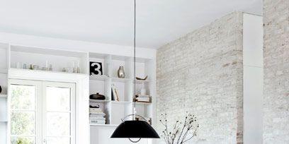 Wood, Floor, Room, Flooring, Interior design, Table, Furniture, Wall, Dining room, Ceiling,