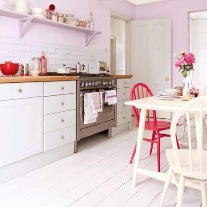 Room, Floor, Flooring, Interior design, Drawer, Furniture, Table, White, Red, Cabinetry,