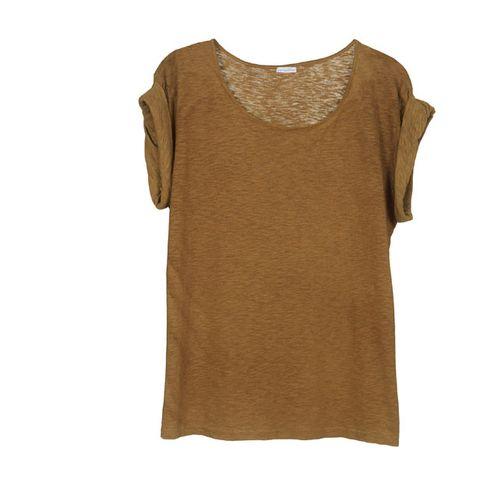 Brown, Product, Sleeve, Khaki, Tan, Beige, Active shirt, One-piece garment, Day dress, Pattern,
