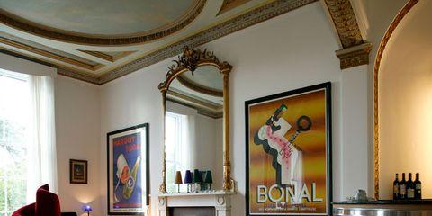 Lighting, Interior design, Room, Floor, Furniture, Flooring, Ceiling, Interior design, Hardwood, Picture frame,