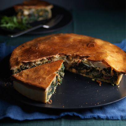 Food, Cuisine, Dish, Ingredient, Baked goods, Scacciata, Quesadilla, Recipe, Produce, Meat pie,