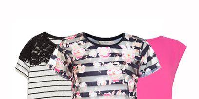 Product, Sleeve, White, Pink, Pattern, Baby & toddler clothing, Fashion, Aqua, Magenta, Teal,