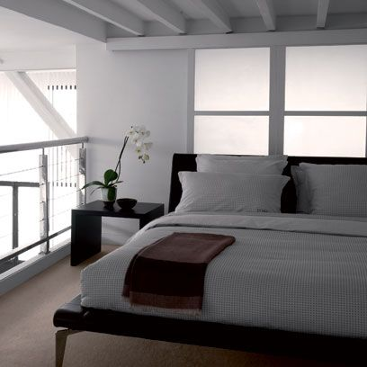 Bed, Room, Lighting, Interior design, Architecture, Property, Floor, Textile, Bedding, Wall,