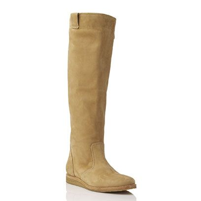 Brown, Boot, Shoe, Riding boot, Khaki, Tan, Leather, Liver, Beige, Knee-high boot,