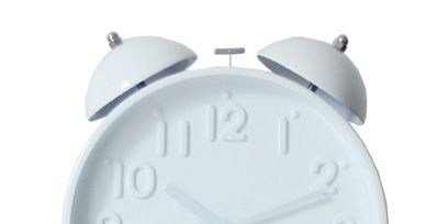 Product, White, Line, Font, Clock, Watch, Circle, Grey, Beige, Home accessories,