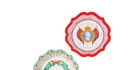 Pattern, Dishware, Circle, Visual arts, Serveware, Creative arts, Motif,