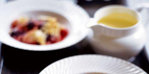 Food, Cuisine, Ingredient, Serveware, Dishware, Meal, Breakfast, Dish, Tableware, Dessert,