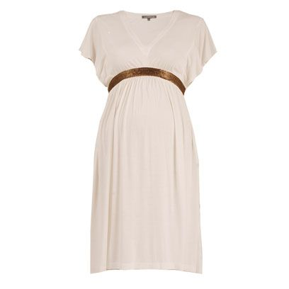Product, Sleeve, Dress, Textile, White, One-piece garment, Day dress, Fashion, Pattern, Beige,