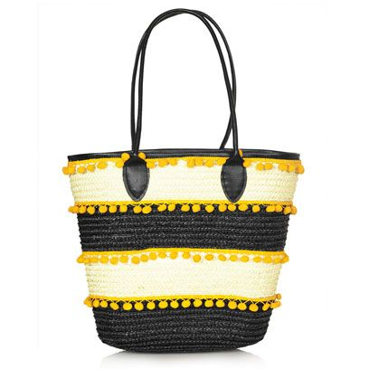 Product, Yellow, Bag, Style, Shoulder bag, Beige, Luggage and bags, Strap, Tote bag,