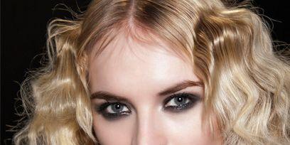 Lip, Mouth, Hairstyle, Chin, Eyebrow, Eyelash, Style, Fashion model, Iris, Beauty,