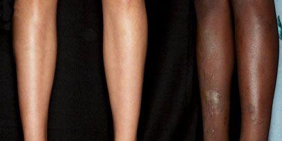 Footwear, Human leg, Joint, Toe, Style, Foot, Fashion, Black, Sandal, Calf,