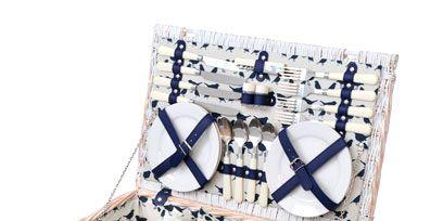 Beige, Wicker, Basket, Home accessories, Storage basket, Natural material, Silver, Shoulder bag,
