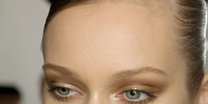 Lip, Cheek, Mouth, Hairstyle, Skin, Chin, Forehead, Eyelash, Eyebrow, Eye shadow,