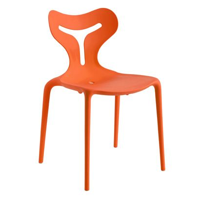 Brown, Orange, Red, Line, Peach, Tan, Chair, Plastic, Beige,