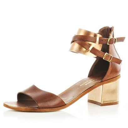 Footwear, High heels, Brown, Sandal, Tan, Fashion, Strap, Beige, Leather, Liver,