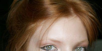 Earrings, Lip, Cheek, Hairstyle, Skin, Chin, Forehead, Eyebrow, Eyelash, Fashion accessory,