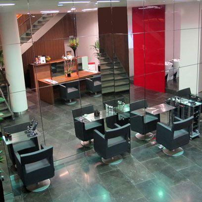 Floor, Interior design, Table, Flooring, Furniture, Houseplant, Light fixture, Tile, Desk, Stool,