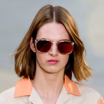 Clothing, Eyewear, Hair, Glasses, Vision care, Goggles, Lip, Hairstyle, Collar, Dress shirt,
