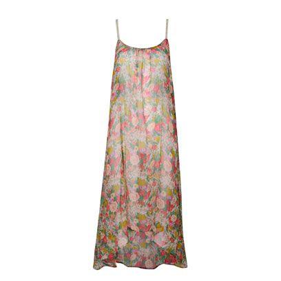Textile, Pattern, Clothes hanger, Maroon, One-piece garment, Peach, Day dress, Home accessories, Pattern, Fashion design,