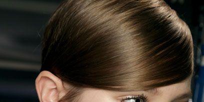 Hair, Ear, Lip, Cheek, Hairstyle, Skin, Chin, Forehead, Eyebrow, Eyelash,