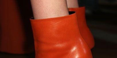 Footwear, High heels, Red, Carmine, Tan, Fashion, Maroon, Beige, Leather, Fashion design,