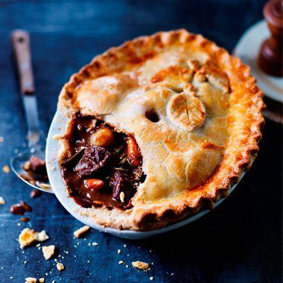 Food, Pie, Cuisine, Dish, Ingredient, Tableware, Baked goods, Recipe, Dessert, Cooking,