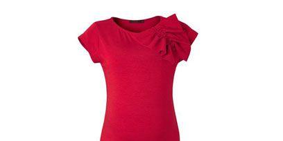 Dress, Textile, One-piece garment, Magenta, Pattern, Carmine, Day dress, Maroon, Cocktail dress, Fashion design,